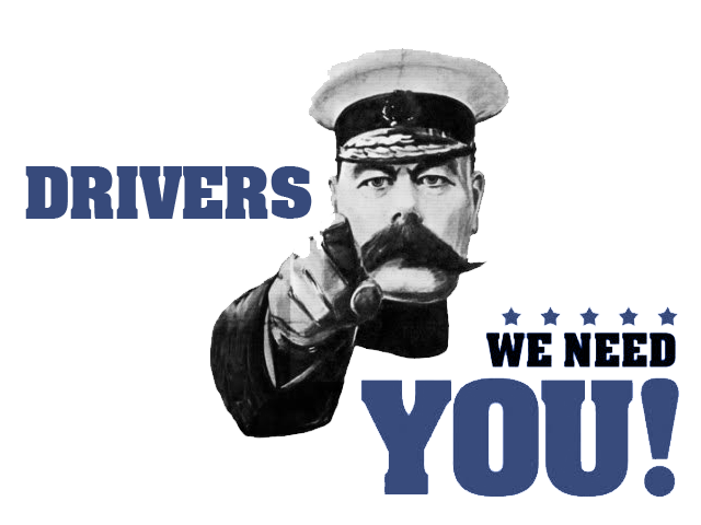 Drivers Needed ABC Taxis Norwich