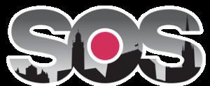 Norwich SOS Bus Logo
