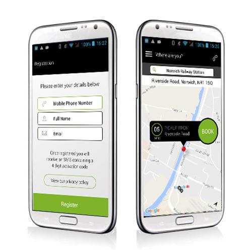 The ABC Taxis App